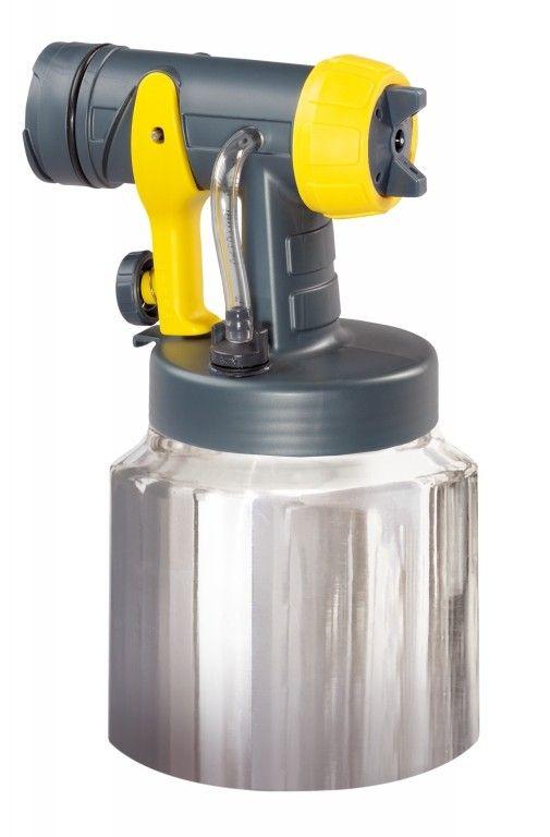 Aluminium beker 800 ml HVLP