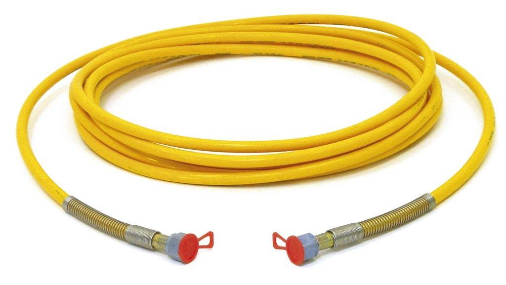 Gele slang 15 m