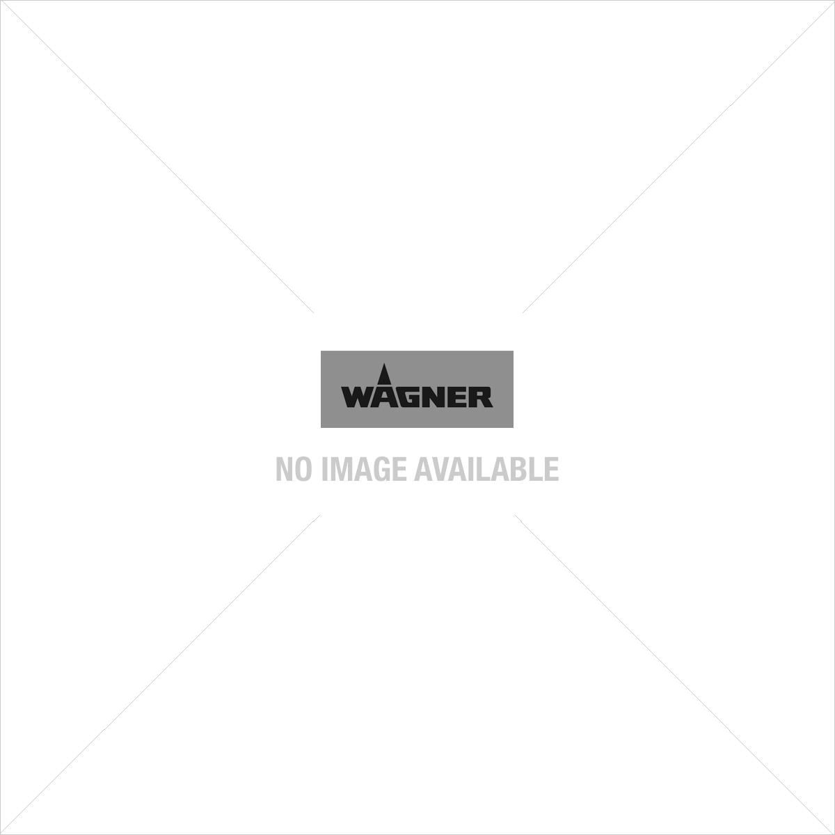 Wagner Alu beker met deksel 800 ml HVLP